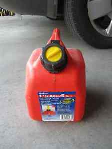 Self Venting Gasoline Fuel Can (5 litre / 1 1/4 gallons)