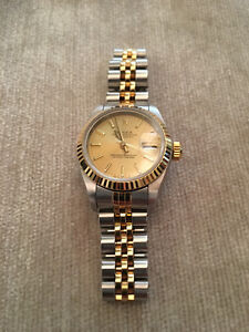 ROLEX OYSTER PERPETUAL LADY-DATEJUST 26