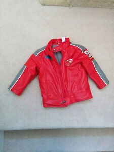 Disney Cars 2T Fall / Spring Jacket