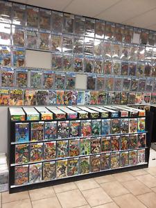 ULTIMATE KEY ISSUE COMICS! STORE OPEN! 10% to 25 % OFF!! Edmonton Edmonton Area image 5