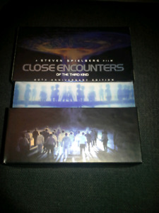 Close Encounters of the Third Kind 4K blu ray