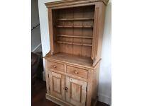 Victorian Pine Petite Dresser