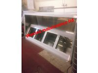 Commercial kitchen canopy (10ft)
