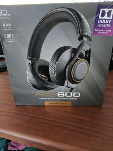 New in Box Rig 600 Gaming Headset Mic