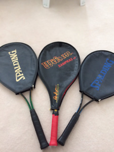 3 Tennis Racket for $20