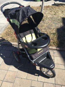Poussette 3 roues Baby Trend Expedition Sport