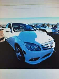 MERCEDES 300C parted OUT 08-12