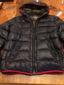 American Eagle men's down jacket size S new condition
