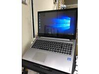 Lenovo TOUCHSCREEN laptop - 8gb of RAM | Intel Core i5 | 750gb HDD
