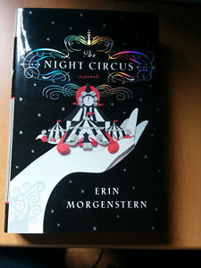 The Night Circus by Erin Morgenstern (Hardcover)