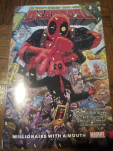 Deadpool Millionare with a month vol.1