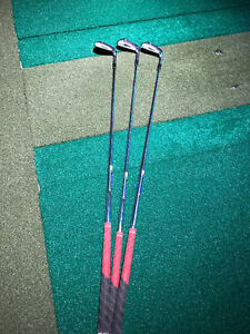 Taylormade PSI iron set and wedges
