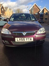 Only 34000 Mileage, Vauxhall Corsa 1.4 i 16v SXi 5dr,1 Lady Owner,Full Service History,Sunroof