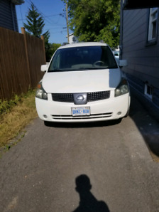 2004 Nissan quest Low Kms!!!!!! Cheap need gone asap