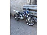 Scorpa Tys 125 trials bike 4 stroke