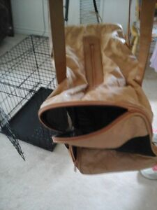 Pet Cage and Pet Carrier