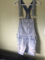 Size 11: Short Overalls