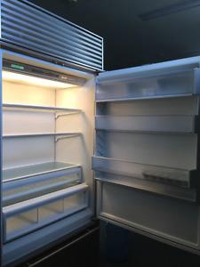 "Sub-Zero 36"" Built-in Refridgerator/Freezer/ Ice Maker"