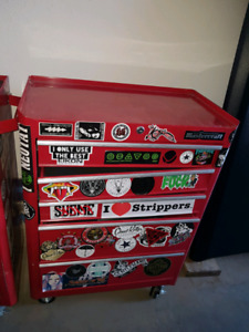 Rolling tool chest (flawed)