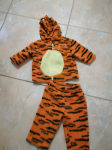 Tigger/Tiger Halloween costume 6-12 months