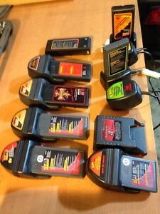 R/C Remote control batteries