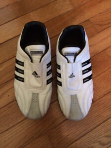 MARTIAL ARTS ADIDAS SHOES--SIZE 6.5