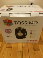 Bosch Tassimo T65 Single Cup Home Coffee Brewing System