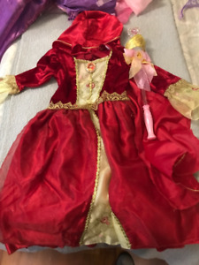 Belle Princess costume for sale