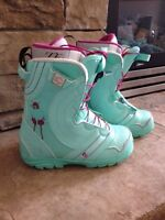 Woman's size 7 north wave dahlia boots