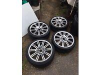 E46 m3 wheels x8