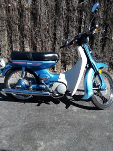 1975, 75cc Yamaha