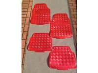Car Mat Set
