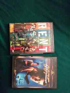 2 dvds for sale