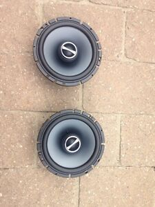 Alpine SPS-610 car speakers