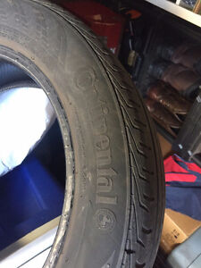 REDUCED PRICE 4 good used 205/55r16 Cambridge Kitchener Area image 3