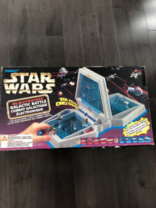 jeux Star wars electronic Galactic battle