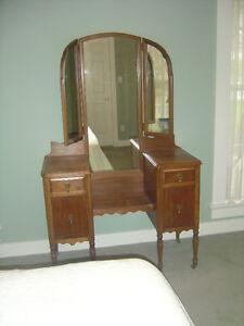 Antique East Lake Dresser