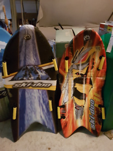 Toboggans or Sleds Good Used Condition