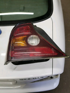 04 05 06 Chevy epica left tail light