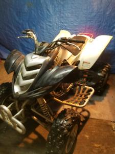 2001 Yamaha Raptor 660