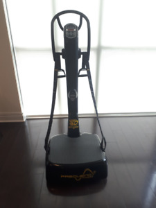 Frequency Fitness 3D Vibration Trainer - Body Vibration machine.