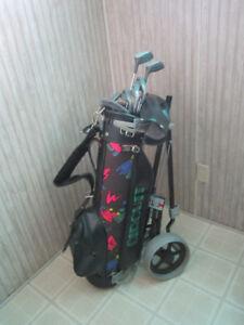 Set de golf pour femme droitière