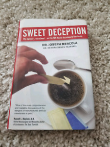 Sweet Deception book by Dr. Joseph Mercola