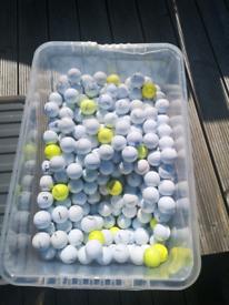 Practice balls Grade B