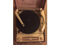Regentone handygram vinyl / record player