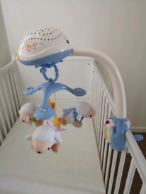 VTech Lullaby Lambs Mobile (Blue)