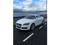 Audi TT 2.0 petrol engine LOW MILES PRISTINE CONDITION