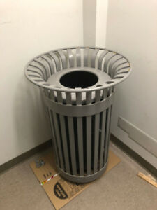 Commercial Outdoor Trash Container
