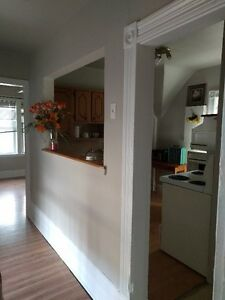 BRIGHT, SPACIOUS 1 BR UNIT, private entrance with balcony
