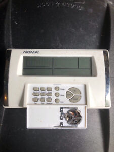 Noma Programmable Thermostat for Furnace